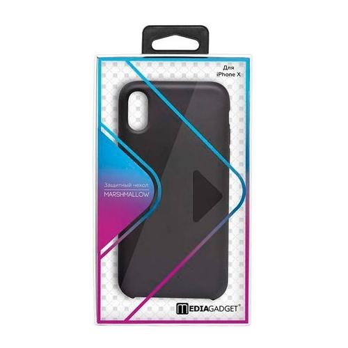 Чехол Media Gadget MARSHMALLOW COVER для iPhone X