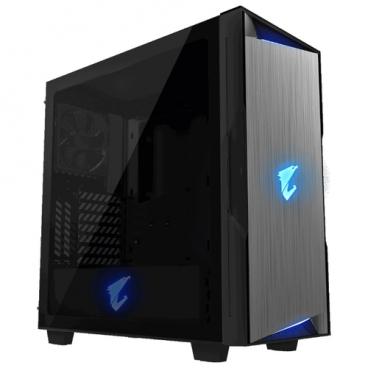 Компьютерный корпус GIGABYTE AORUS C300 Glass Black