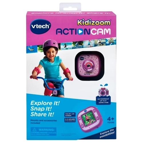 Экшн-камера VTech Kidizoom Action Cam