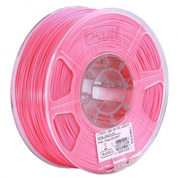 ABS пруток ESUN 1.75 мм розовый