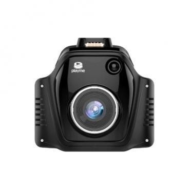 Видеорегистратор с радар-детектором Playme TURBO, GPS