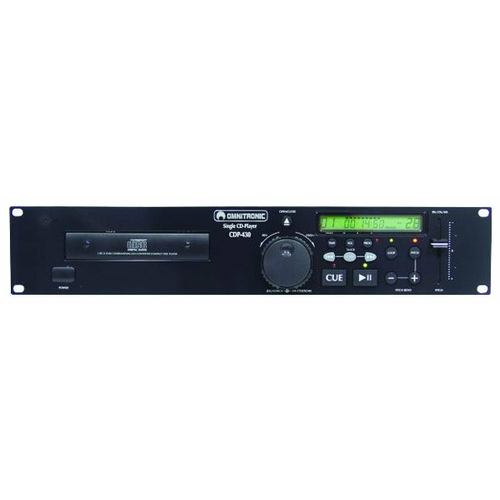 CD-проигрыватель Omnitronic CMP-430