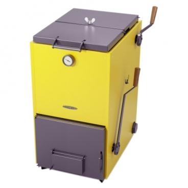 Твердотопливный котел TMF Цельсий Лайт 25 кВт под АРТ и ТЭН одноконтурный