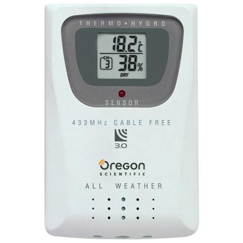 Метеостанция Oregon Scientific RAR502S