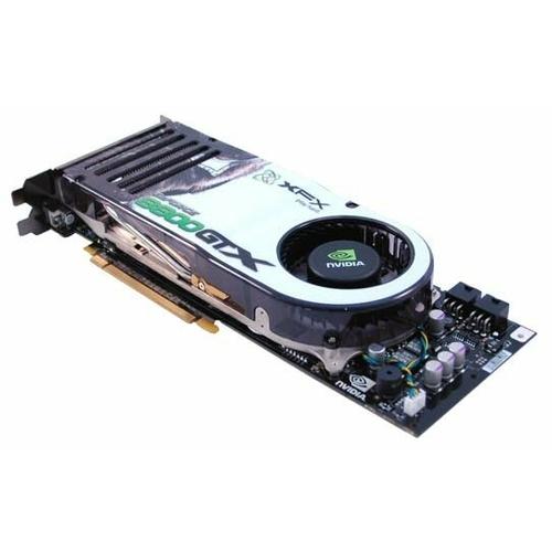 Видеокарта XFX GeForce 8800 GTX 575Mhz PCI-E 768Mb 1800Mhz 384 bit 2xDVI TV HDCP YPrPb