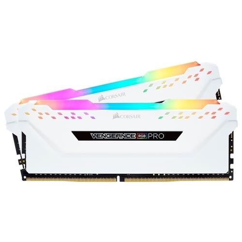 Оперативная память 8 ГБ 2 шт. Corsair CMW16GX4M2A2666C16W