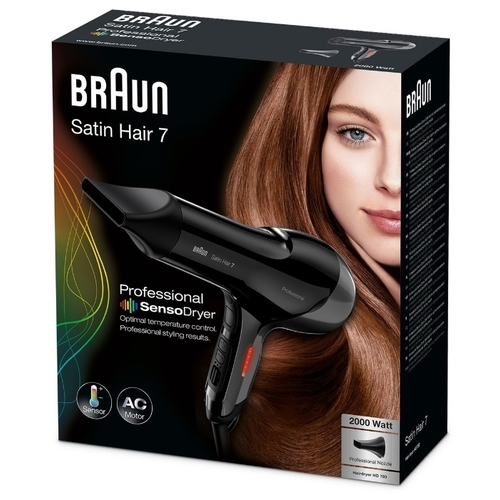 Фен Braun HD 780 Satin Hair 7