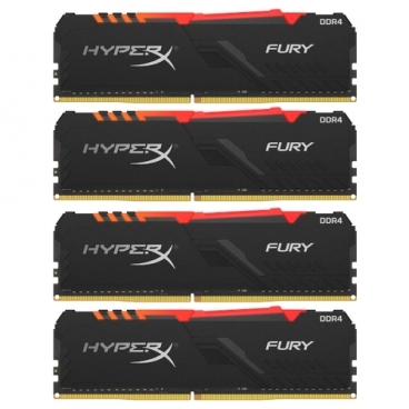Оперативная память 8 ГБ 4 шт. HyperX HX434C16FB3AK4/32