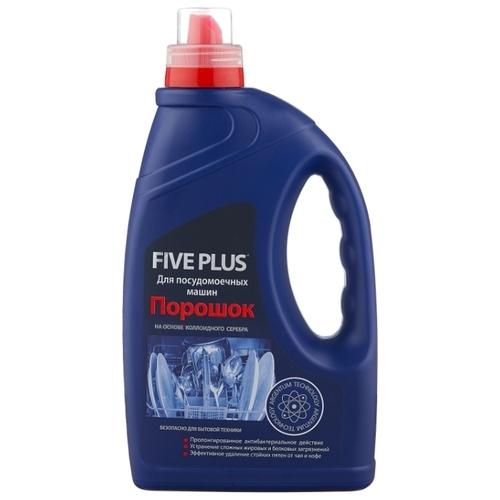 Five plus Five Plus порошок для посудомоечной машины