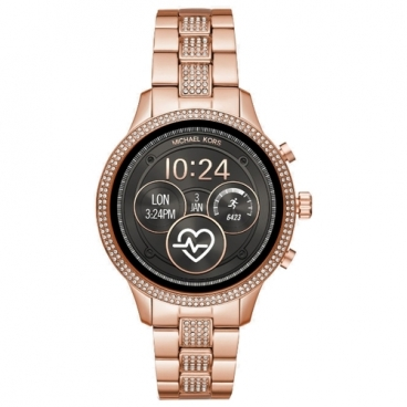 Часы MICHAEL KORS Access Runway Pavé Rose Gold-Tone