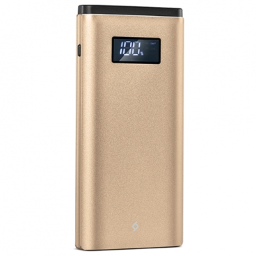 Аккумулятор ttec AlumiSlim QC 3.0 10000 mAh