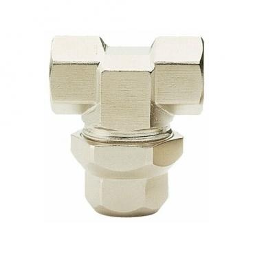 Фильтр механической очистки Remer 390 FF муфтовый (ВР/ВР), нержавеющая сталь