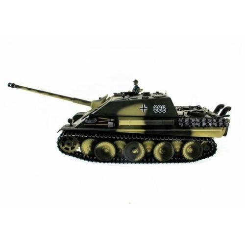 Танк Taigen Jagdpanther Pro (TG3869-1PRO) 1:16 42 см