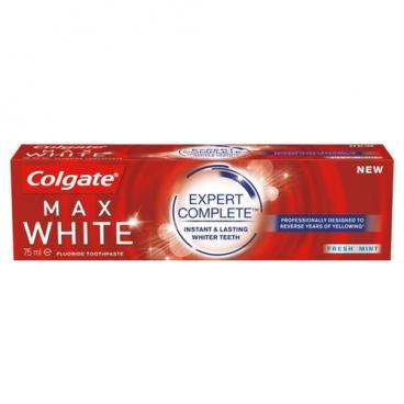 Зубная паста Colgate Max White Expert Complete Fresh Mint