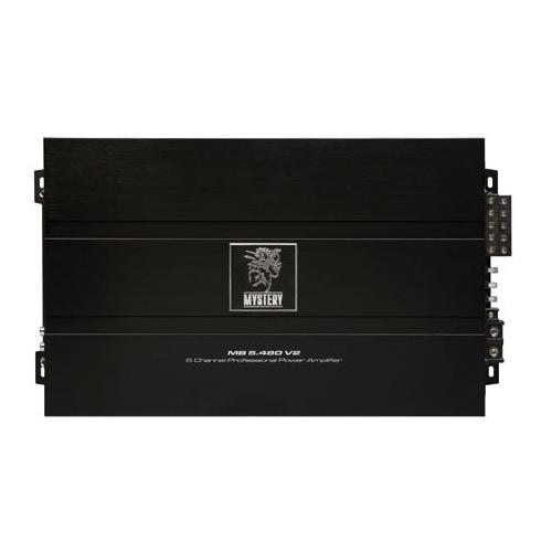 Автомобильный усилитель Mystery MB-5.480 V2