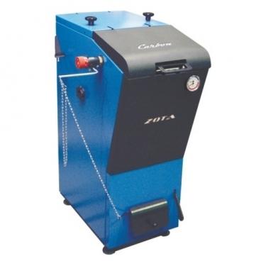 Твердотопливный котел ZOTA Carbon 60 60 кВт одноконтурный