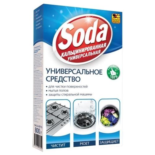 Сода кальцинированная универсальная Химтрейд