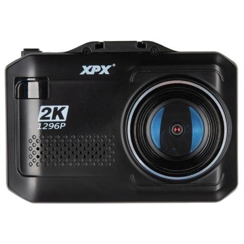 Видеорегистратор с радар-детектором XPX G575-STR, GPS