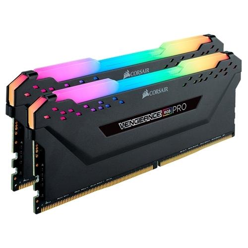 Оперативная память 16 ГБ 2 шт. Corsair CMW32GX4M2C3000C15