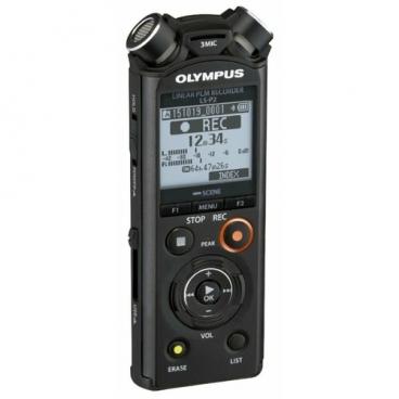 Портативный рекордер Olympus LS-P4