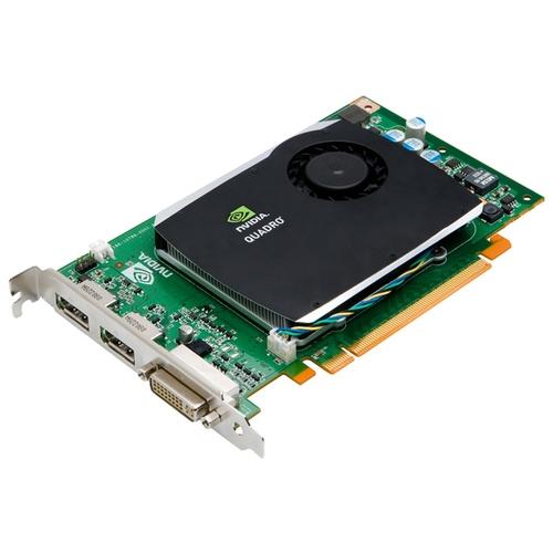 Видеокарта PNY Quadro FX 580 450Mhz PCI-E 2.0 512Mb 1600Mhz 128 bit DVI