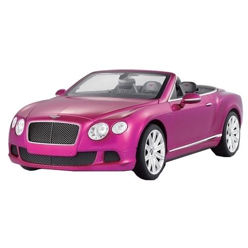 Легковой автомобиль Rastar Bentley Continental GT (49900) 1:12 38 см