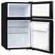 Холодильник Tesler RCT-100 Black
