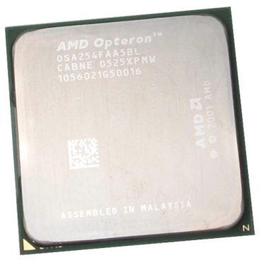 Процессор AMD Opteron Troy