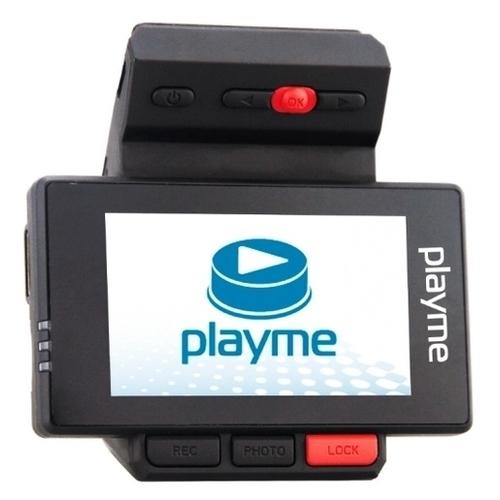 Видеорегистратор Playme SVART, GPS