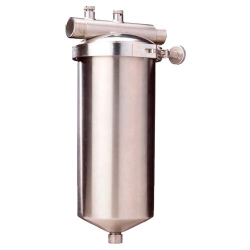 Фильтр магистральный Fibos Угольный фильтр для ГВ 3000 л/час для холодной и горячей воды
