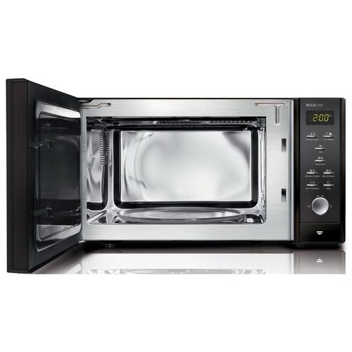 Микроволновая печь Caso MCG 30 chef black