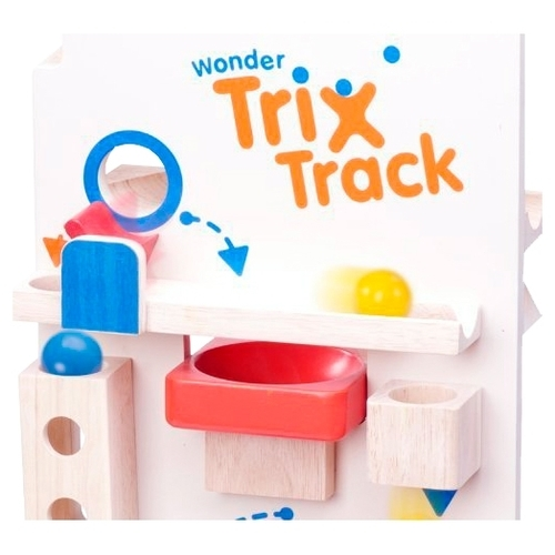 Динамический конструктор Wonderworld Trix Track WW-7010 Пусковая установка