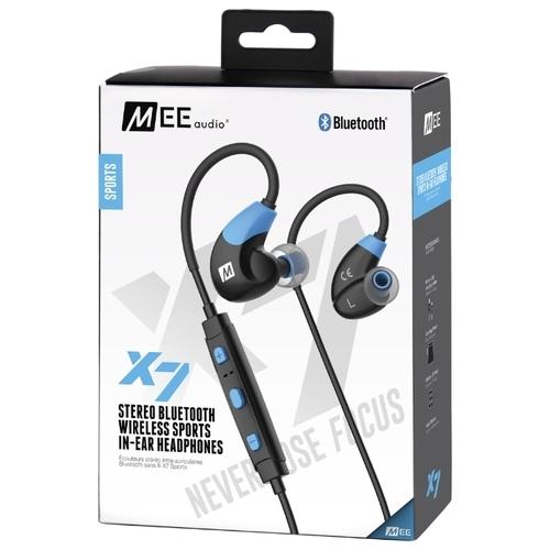 Наушники MEE audio Sport-Fi X7