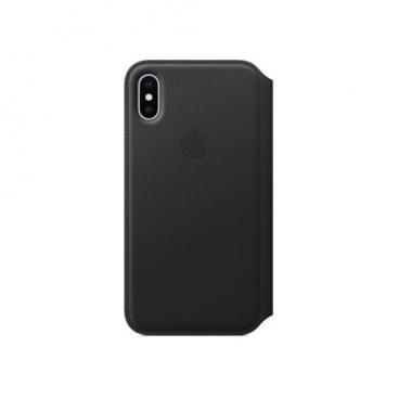 Чехол Apple Folio кожаный для Apple iPhone X