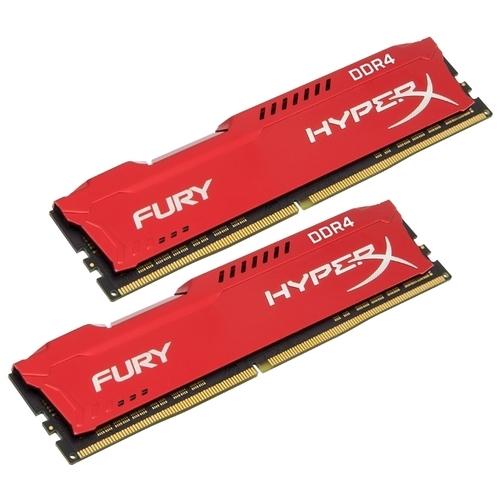 Оперативная память 8 ГБ 2 шт. HyperX HX429C17FR2K2/16