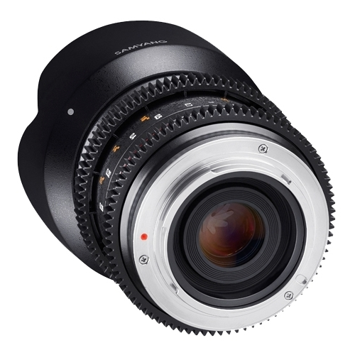 Объектив Samyang 21mm T1.5 ED AS UMC CS Sony E