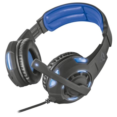Компьютерная гарнитура Trust GXT 350 Radius 7.1 Surround Headset