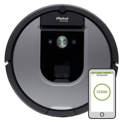 Робот-пылесос iRobot Roomba 965