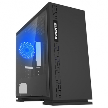 Компьютерный корпус GameMax H605 Expedition Black