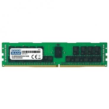 Оперативная память 16 ГБ 1 шт. GoodRAM W-MEM2666R4D416G