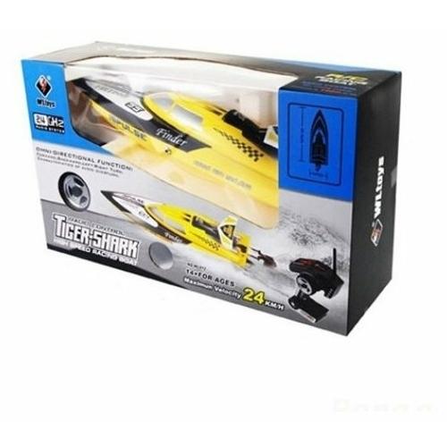 Катер WL Toys Tiger Shark (WL912 PRO) 38 см