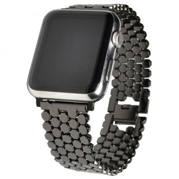 Art Case Браслет из нержавеющей стали соты для Apple Watch 42mm