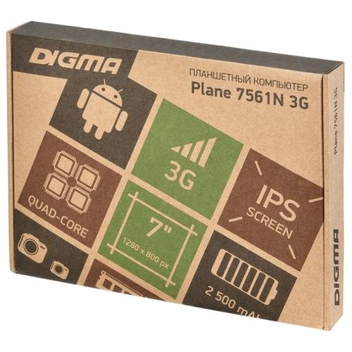 Планшет DIGMA Plane 7561N 3G V2
