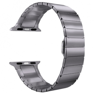 Lyambda Ремешок из нержавеющей стали Canopus для Apple Watch 42/44 mm