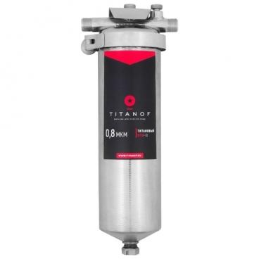Фильтр магистральный TITANOF ПТФ-1.1 1000 для холодной и горячей воды