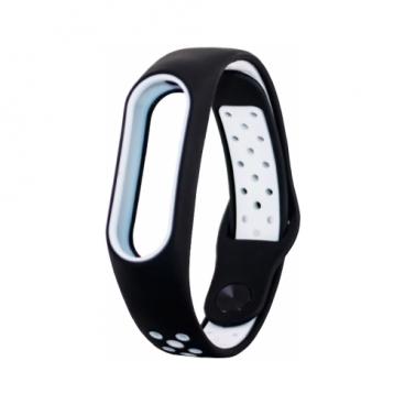 CARCAM Ремешок силиконовый Nike для Xiaomi Mi Band 2