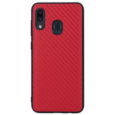Чехол G-Case Carbon для Samsung Galaxy A20 SM-A205F/A30 SM-A305F