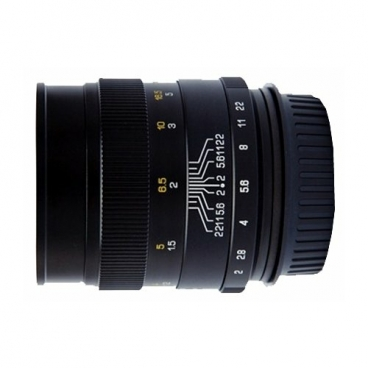 Объектив Mitakon Creator 85mm f/2 Nikon F