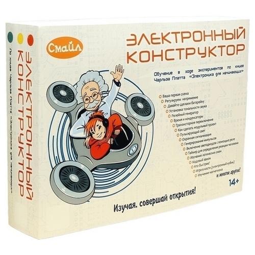 Электронный конструктор Смайл Электронный конструктор ENS-225 Набор №5