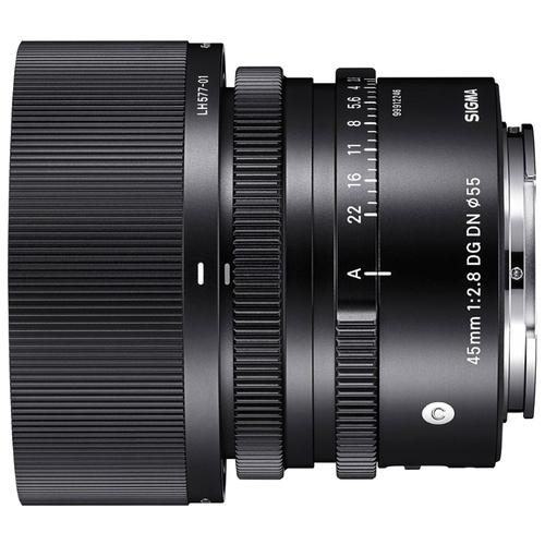 Объектив Sigma 45mm f/2.8 DG DN Contemporary Leica L